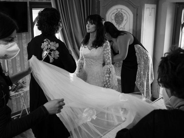 Il matrimonio di Madhu e Cristina a Grottammare, Ascoli Piceno 10