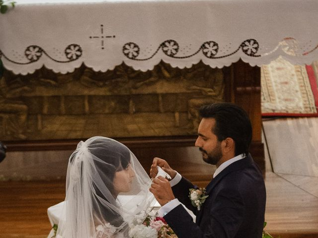 Il matrimonio di Madhu e Cristina a Grottammare, Ascoli Piceno 32