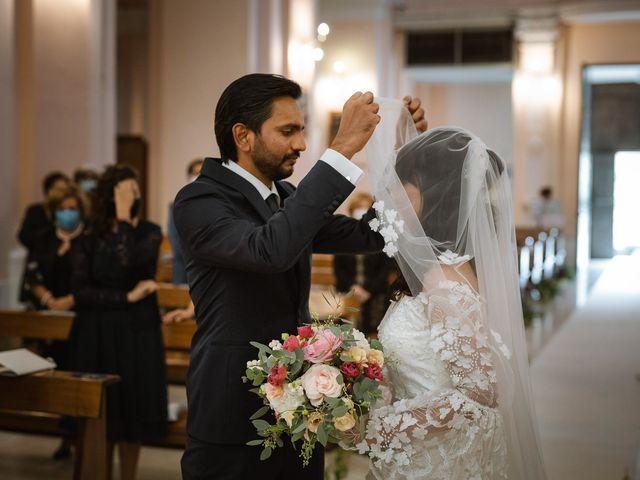 Il matrimonio di Madhu e Cristina a Grottammare, Ascoli Piceno 33