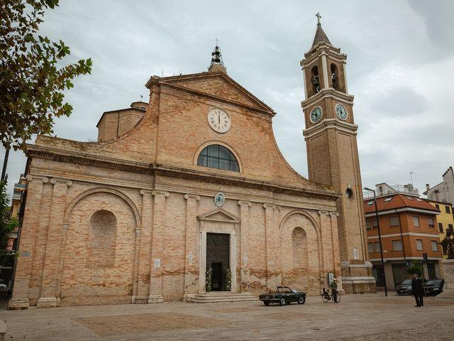 Il matrimonio di Madhu e Cristina a Grottammare, Ascoli Piceno 35