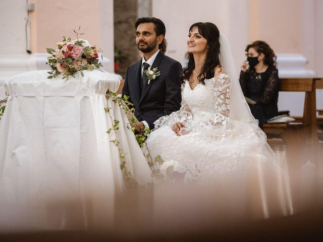 Il matrimonio di Madhu e Cristina a Grottammare, Ascoli Piceno 38