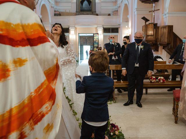 Il matrimonio di Madhu e Cristina a Grottammare, Ascoli Piceno 40
