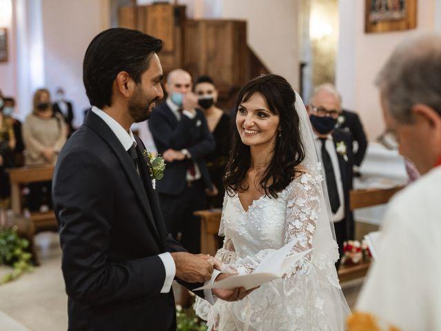 Il matrimonio di Madhu e Cristina a Grottammare, Ascoli Piceno 41
