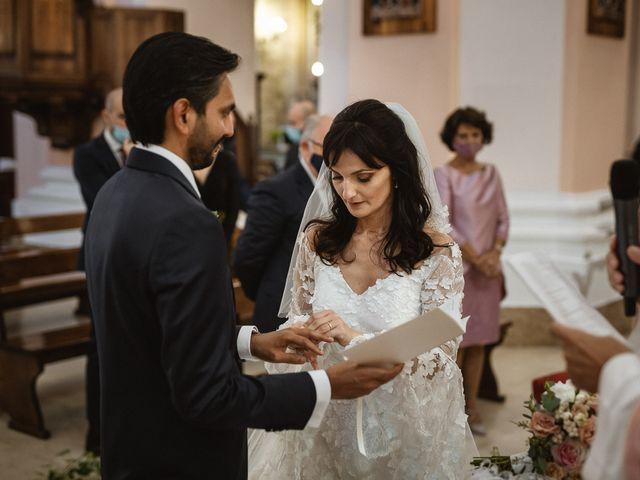 Il matrimonio di Madhu e Cristina a Grottammare, Ascoli Piceno 42