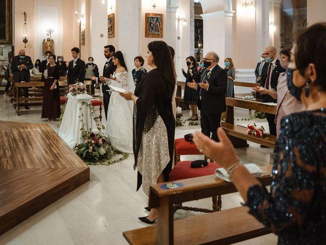 Il matrimonio di Madhu e Cristina a Grottammare, Ascoli Piceno 45