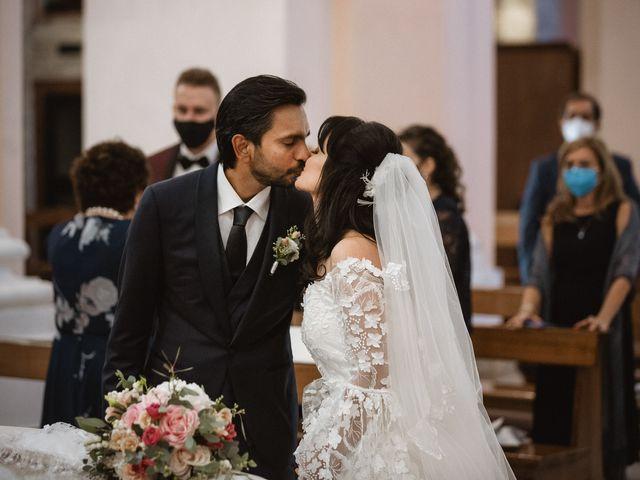 Il matrimonio di Madhu e Cristina a Grottammare, Ascoli Piceno 52