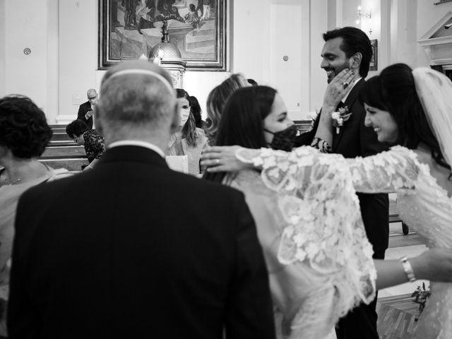 Il matrimonio di Madhu e Cristina a Grottammare, Ascoli Piceno 53