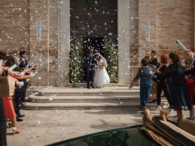 Il matrimonio di Madhu e Cristina a Grottammare, Ascoli Piceno 54