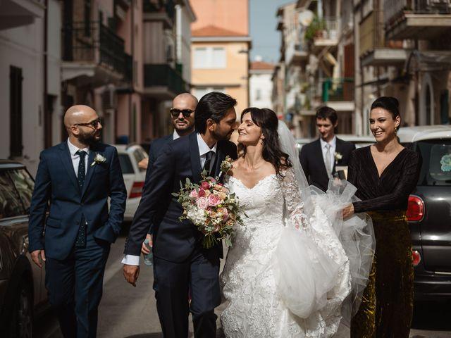 Il matrimonio di Madhu e Cristina a Grottammare, Ascoli Piceno 57