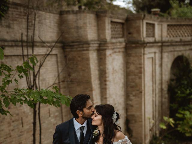Il matrimonio di Madhu e Cristina a Grottammare, Ascoli Piceno 67