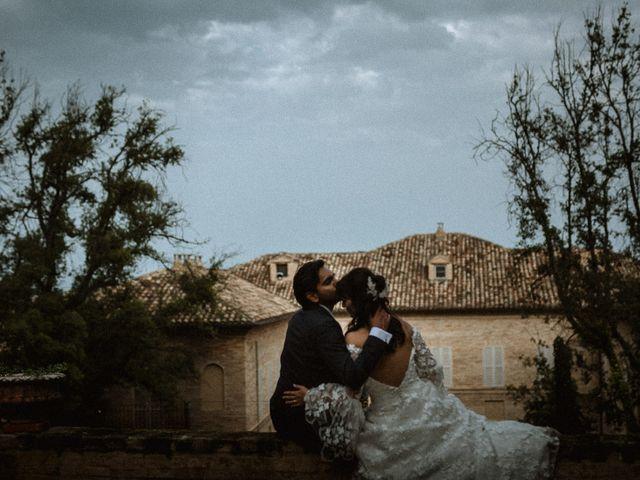 Il matrimonio di Madhu e Cristina a Grottammare, Ascoli Piceno 73