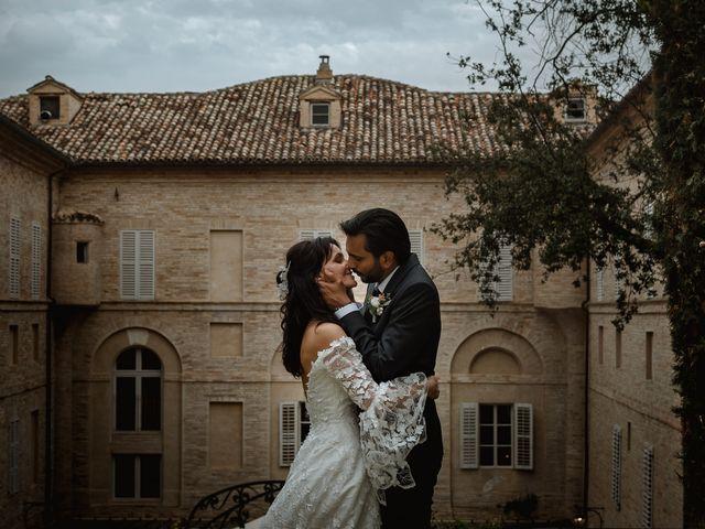Le nozze di Cristina e Madhu