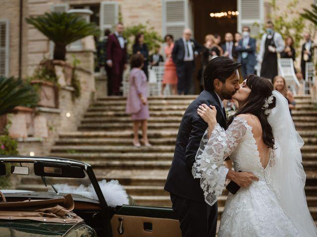 Il matrimonio di Madhu e Cristina a Grottammare, Ascoli Piceno 86