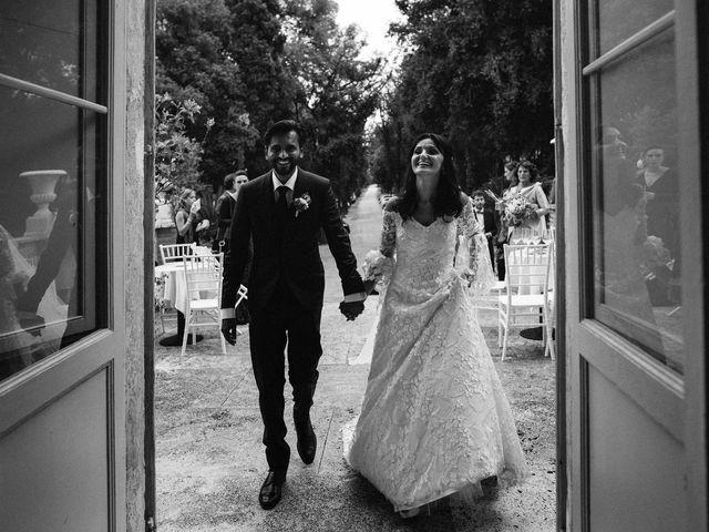 Il matrimonio di Madhu e Cristina a Grottammare, Ascoli Piceno 87