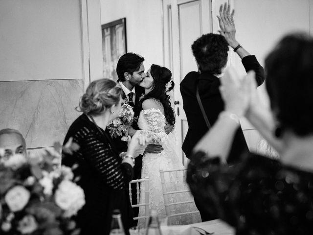 Il matrimonio di Madhu e Cristina a Grottammare, Ascoli Piceno 93