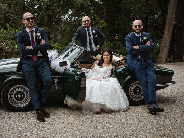 Il matrimonio di Madhu e Cristina a Grottammare, Ascoli Piceno 95
