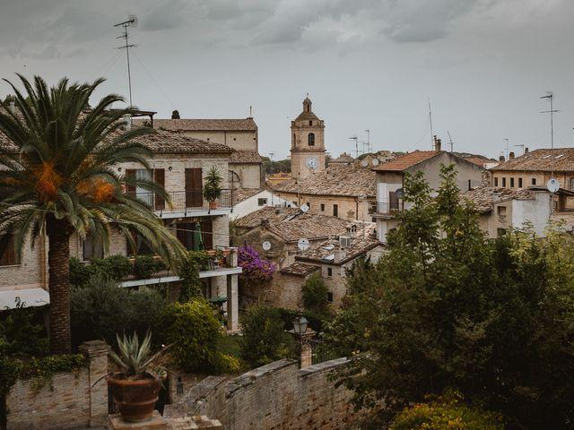 Il matrimonio di Madhu e Cristina a Grottammare, Ascoli Piceno 100