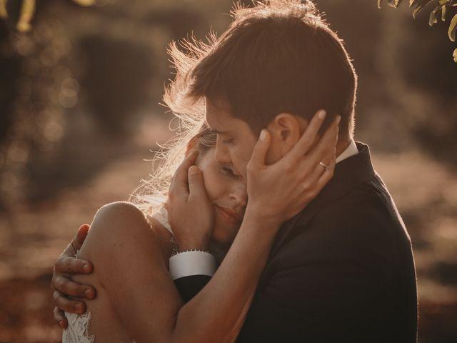 Le nozze di Federica e Sergio