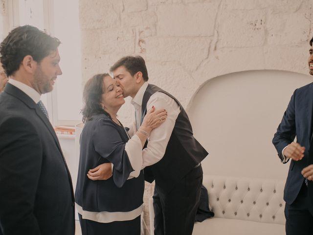 Il matrimonio di Sergio e Federica a Ostuni, Brindisi 17