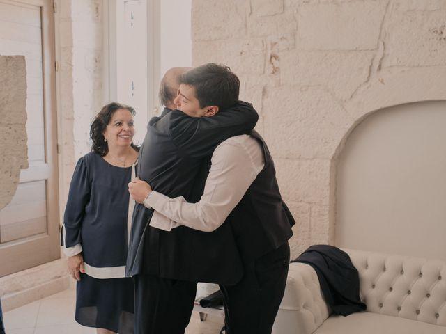 Il matrimonio di Sergio e Federica a Ostuni, Brindisi 18