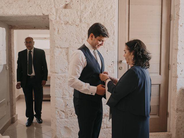 Il matrimonio di Sergio e Federica a Ostuni, Brindisi 25