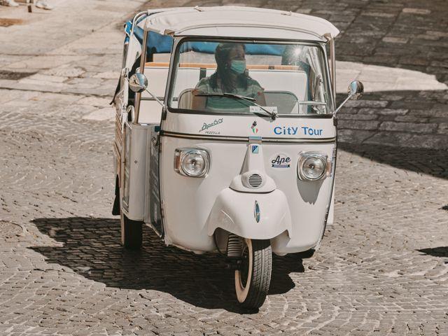 Il matrimonio di Sergio e Federica a Ostuni, Brindisi 34
