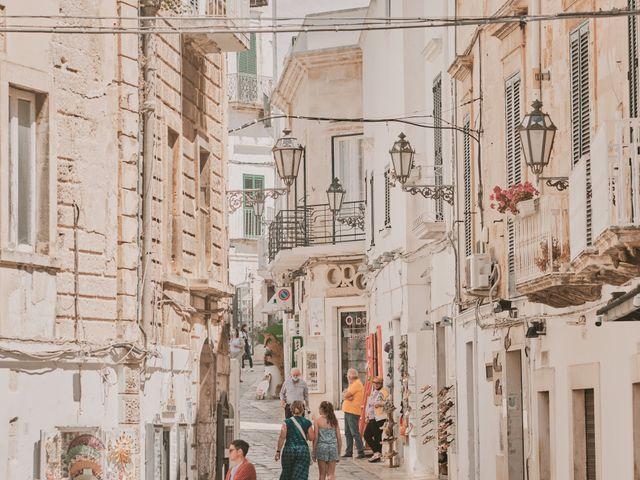 Il matrimonio di Sergio e Federica a Ostuni, Brindisi 35