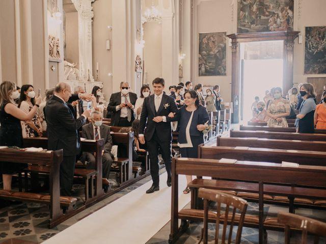 Il matrimonio di Sergio e Federica a Ostuni, Brindisi 40