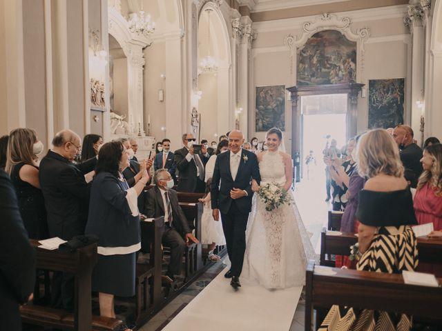 Il matrimonio di Sergio e Federica a Ostuni, Brindisi 44