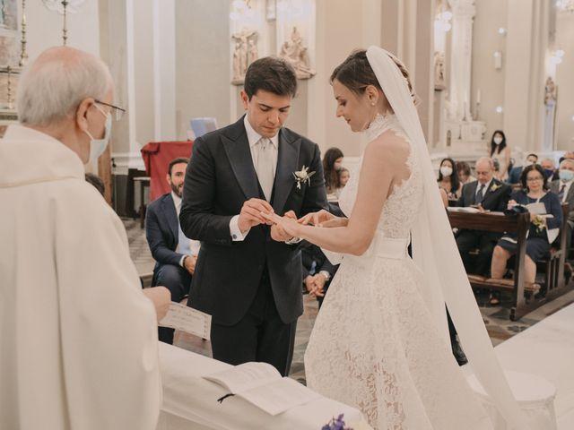Il matrimonio di Sergio e Federica a Ostuni, Brindisi 49