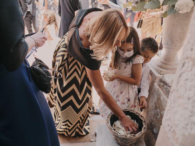 Il matrimonio di Sergio e Federica a Ostuni, Brindisi 57