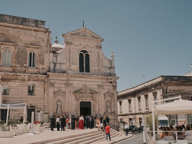 Il matrimonio di Sergio e Federica a Ostuni, Brindisi 59