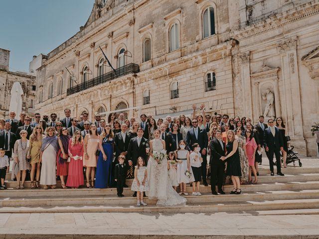 Il matrimonio di Sergio e Federica a Ostuni, Brindisi 60