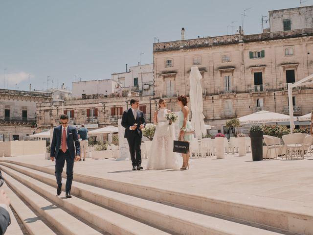 Il matrimonio di Sergio e Federica a Ostuni, Brindisi 61