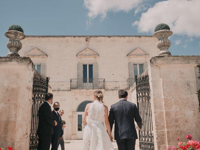 Il matrimonio di Sergio e Federica a Ostuni, Brindisi 71