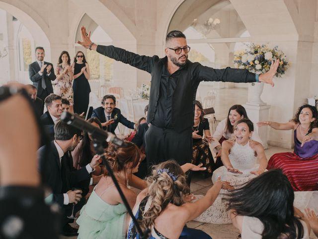 Il matrimonio di Sergio e Federica a Ostuni, Brindisi 86