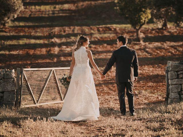 Il matrimonio di Sergio e Federica a Ostuni, Brindisi 93