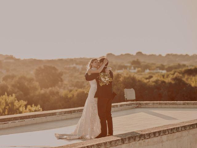 Il matrimonio di Sergio e Federica a Ostuni, Brindisi 102