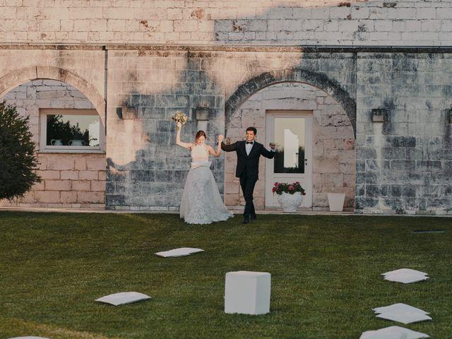 Il matrimonio di Sergio e Federica a Ostuni, Brindisi 110