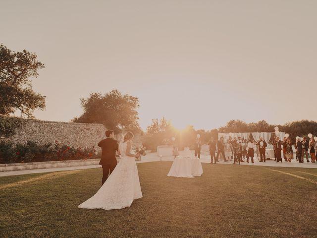 Il matrimonio di Sergio e Federica a Ostuni, Brindisi 111