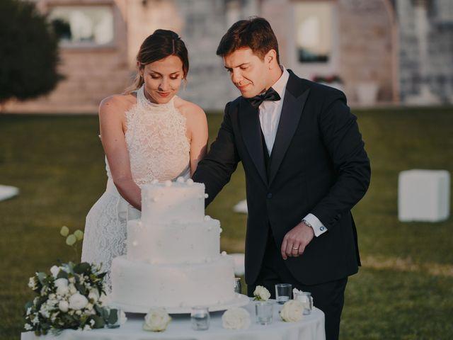 Il matrimonio di Sergio e Federica a Ostuni, Brindisi 112