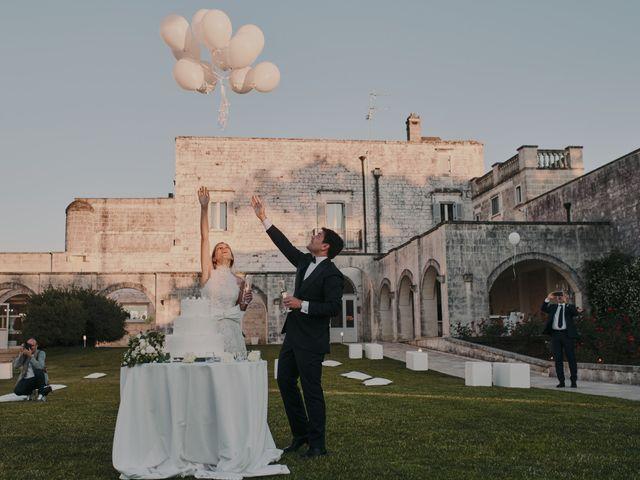 Il matrimonio di Sergio e Federica a Ostuni, Brindisi 113