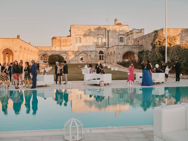 Il matrimonio di Sergio e Federica a Ostuni, Brindisi 115