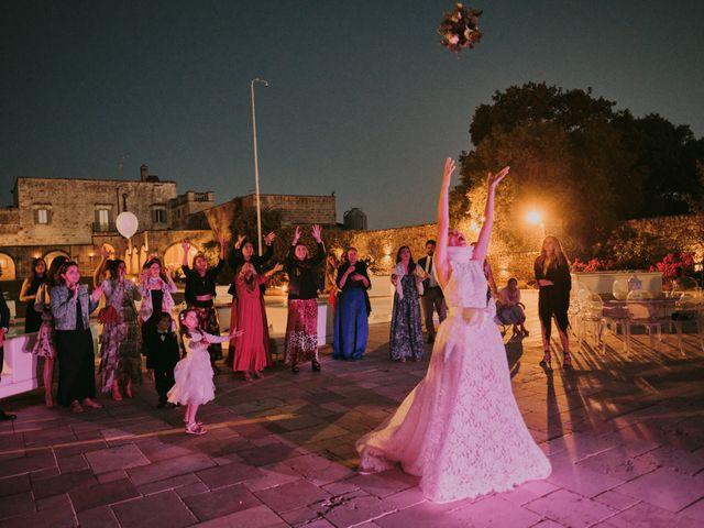 Il matrimonio di Sergio e Federica a Ostuni, Brindisi 117