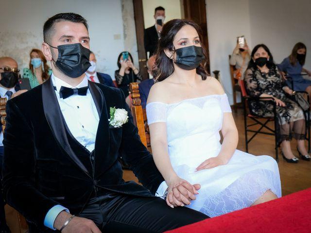Il matrimonio di Erdiol e Esmeralda a Quinto Vicentino, Vicenza 12