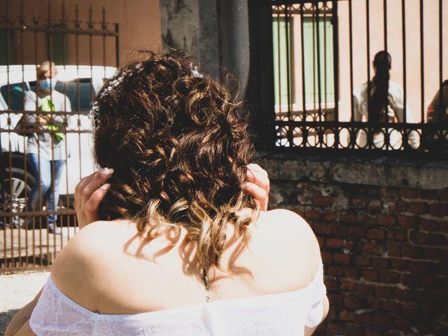 Il matrimonio di Erdiol e Esmeralda a Quinto Vicentino, Vicenza 13