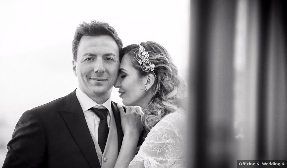 Il matrimonio di Andrea e Consuelo a Bassano Romano, Viterbo