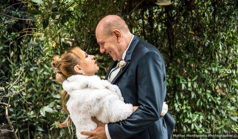 Il matrimonio di Paolo e Patrizia a Roma, Roma