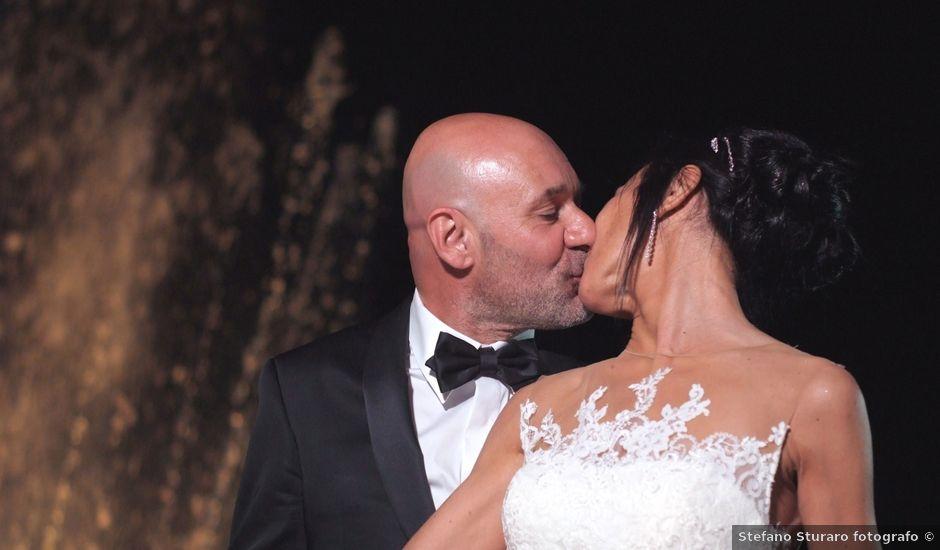 Il matrimonio di Andrea e Silvia a Pozzonovo, Padova