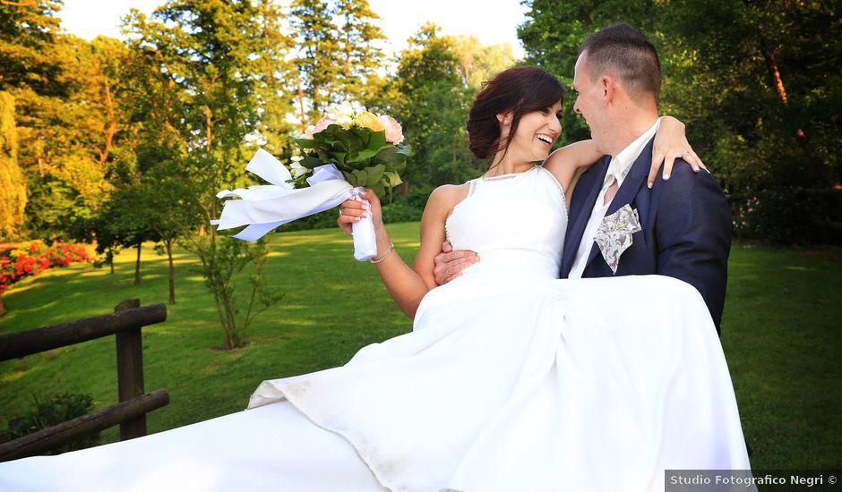 Il matrimonio di Dario e Michela a Cornaredo, Milano